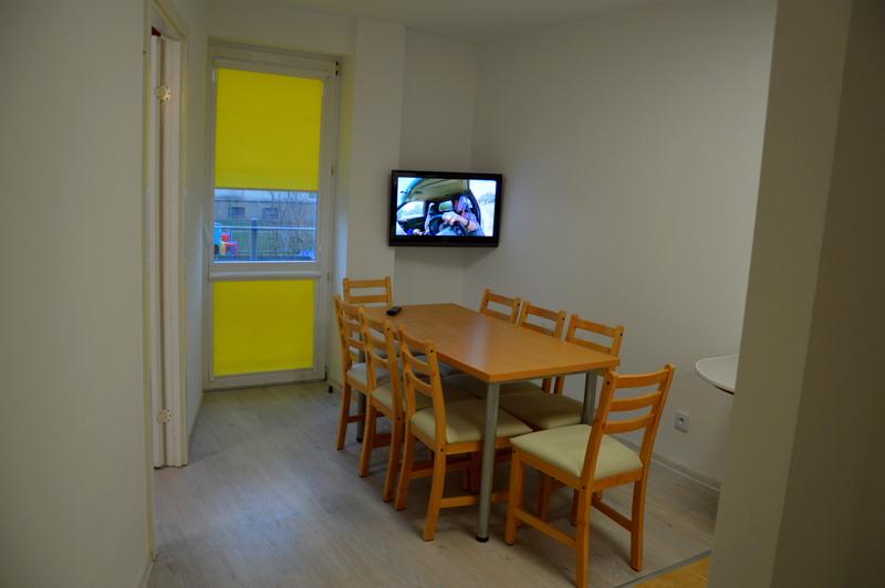 Mieszkanie typu hostel 8 os.