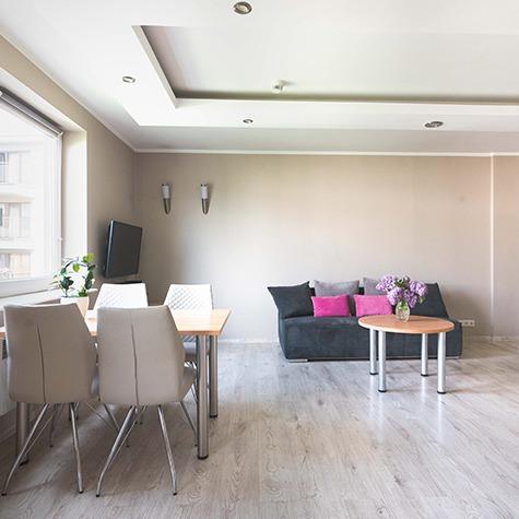 Mieszkanie Deluxe