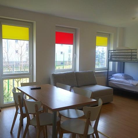 Mieszkanie typu Hostel 10 os.