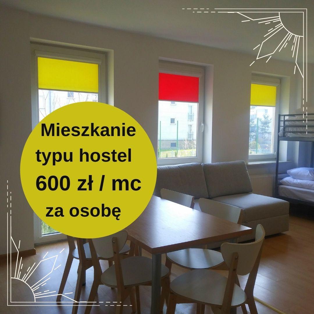 Mieszkanie typu hostel ( 8 osób )